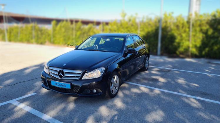 Rabljeni automobil na prodaju iz oglasa 58826 - Mercedes-Benz C-Klasa C 200 CDI BlueEFFICIENCY