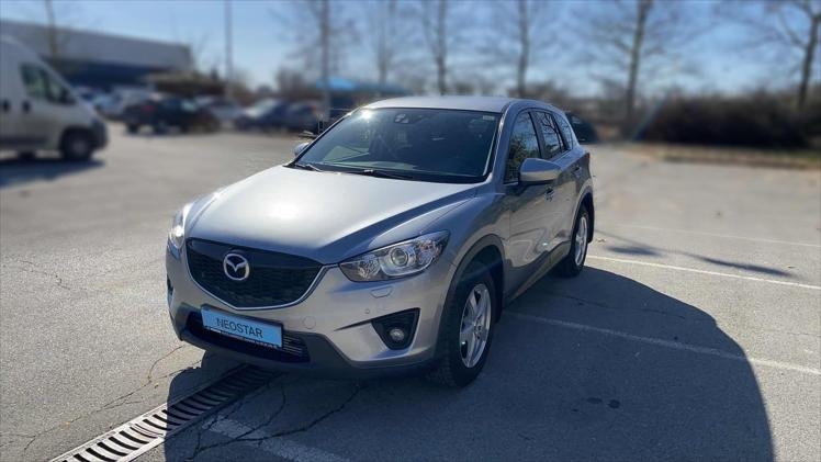 Rabljeni automobil na prodaju iz oglasa 58836 - Mazda CX-5 CX-5 CD150  AWD Attraction Aut.