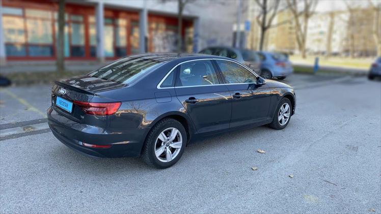 Rabljeni automobil na prodaju iz oglasa 58837 - Audi A4 A4 2,0 TDI Design Style