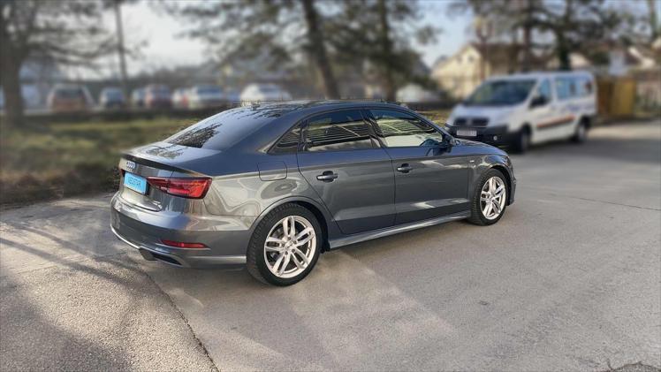 Rabljeni automobil na prodaju iz oglasa 58857 - Audi A3 A3 Limousine quattro 2,0 TDI Sport+ S tronic