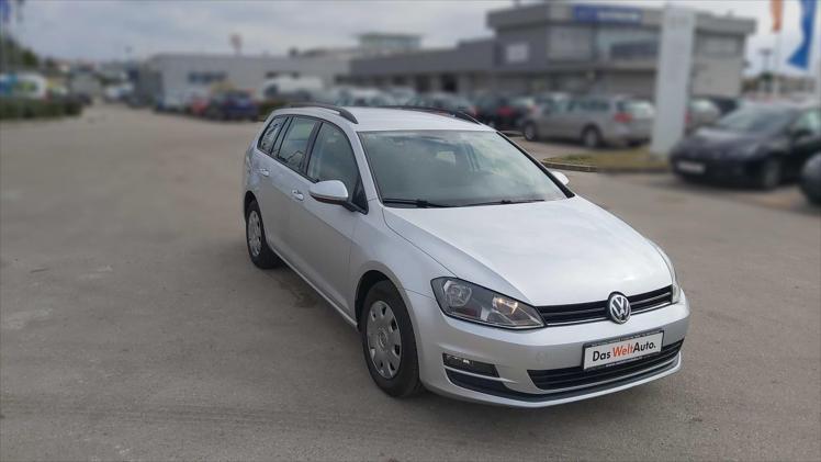 VW Golf Variant 1,6 TDI Trendline