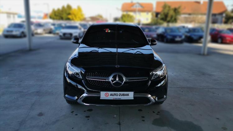 Mercedes-Benz GLC 220 d 4MATIC Aut.