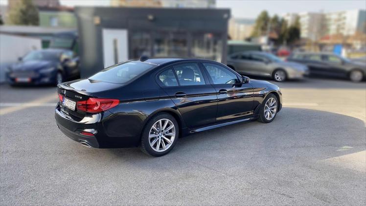 Rabljeni automobil na prodaju iz oglasa 58862 - BMW Serija 5 520d Aut.
