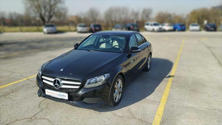 Rabljeni automobil na prodaju iz oglasa 59114 - Mercedes-Benz C-Klasa C 220 BlueTEC