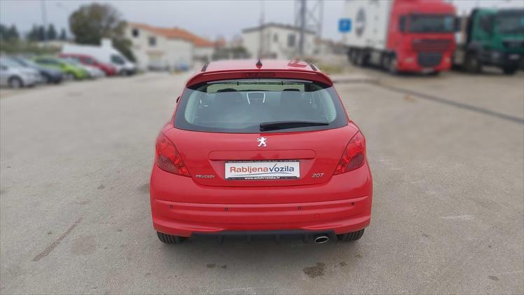 Peugeot 207 Sport Pack 1,6 16V VTi