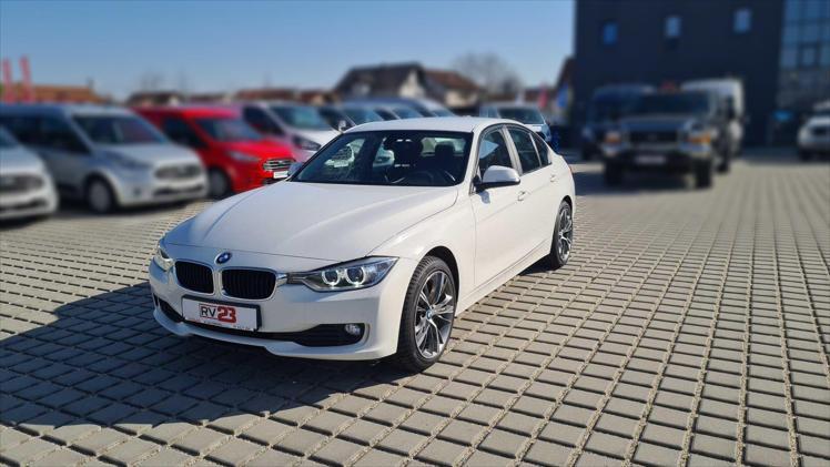 Rabljeni automobil na prodaju iz oglasa 58887 - BMW Serija 3 318d
