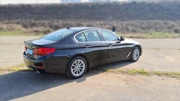 Rabljeni automobil na prodaju iz oglasa 58909 - BMW Serija 5 520d EfficientDynamics Aut.