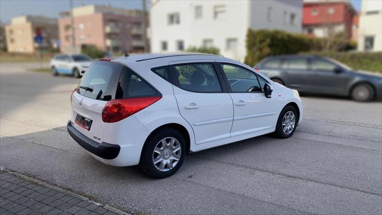 Rabljeni automobil na prodaju iz oglasa 59052 - Peugeot 207 207 SW Active 1,6 HDi FAP