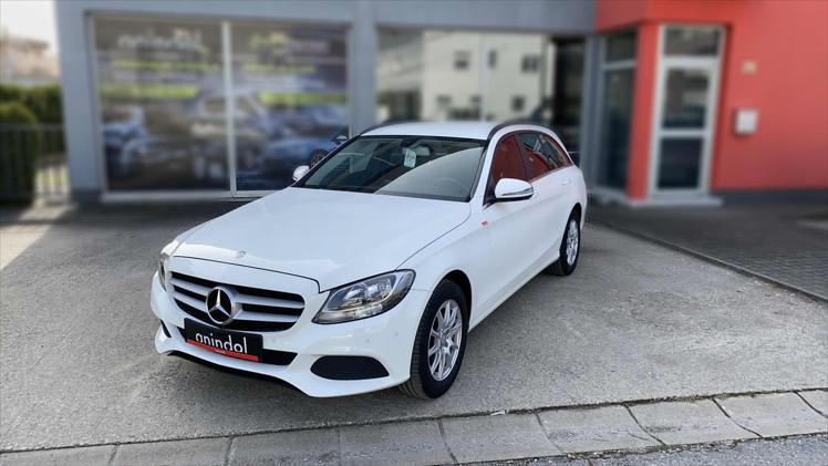 Rabljeni automobil na prodaju iz oglasa 59051 - Mercedes-Benz C-Klasa C 200 d T Aut.