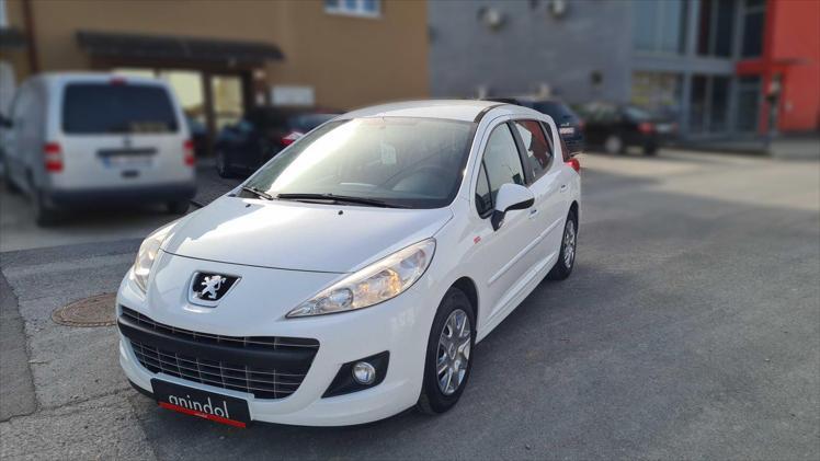 Rabljeni automobil na prodaju iz oglasa 59048 - Peugeot 207 207 SW Active 1,6 HDi FAP