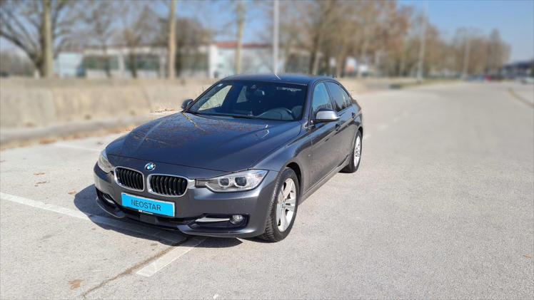 Rabljeni automobil na prodaju iz oglasa 58972 - BMW Serija 3 320 D Sport