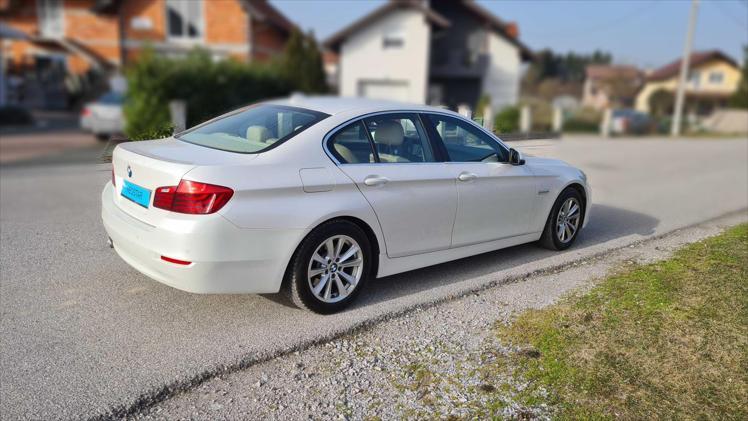 Rabljeni automobil na prodaju iz oglasa 58973 - BMW Serija 5 520d