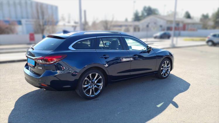 Rabljeni automobil na prodaju iz oglasa 59041 - Mazda Mazda6 Mazda6 Wagon CD175 Revolution Top Aut.