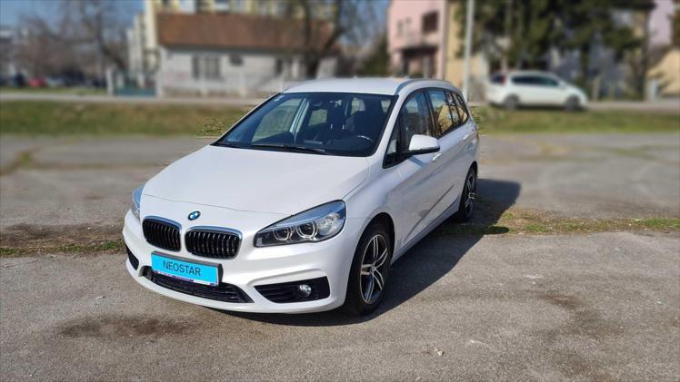 Rabljeni automobil na prodaju iz oglasa 59026 - BMW Serija 2 218D GT