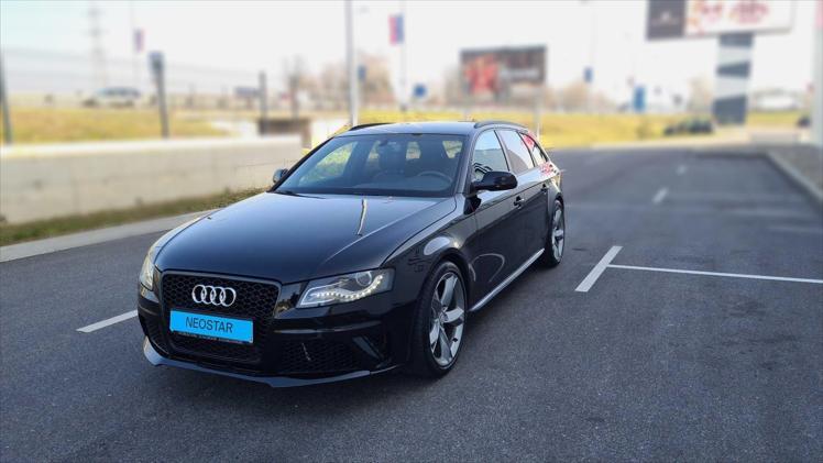 Rabljeni automobil na prodaju iz oglasa 59042 - Audi A4 S4 Avant quattro 3,0 TFSI S-tronic