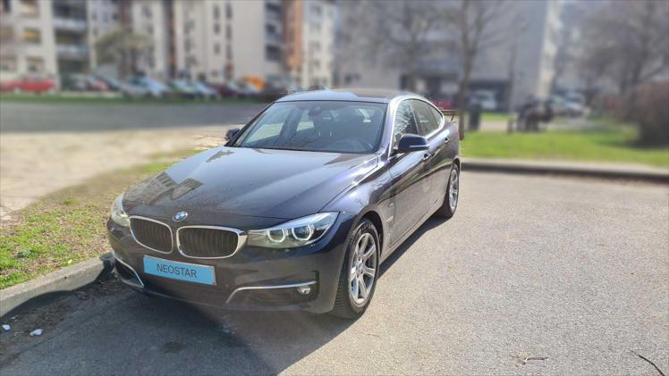 Rabljeni automobil na prodaju iz oglasa 59066 - BMW Serija 3 320d Luxury line