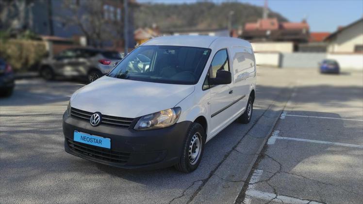 VW Caddy Maxi Furgon 1,6 TDI