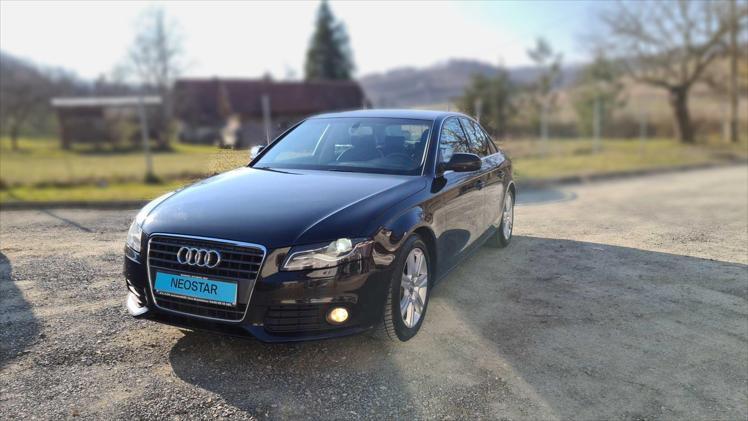 Rabljeni automobil na prodaju iz oglasa 59081 - Audi A4 A4 2,0 TDI