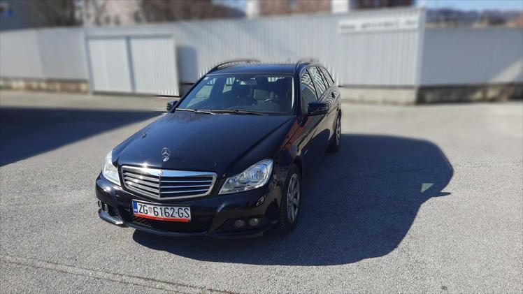 Rabljeni automobil na prodaju iz oglasa 59116 - Mercedes-Benz C-Klasa C 180 CDI T BlueEFFICIENCY