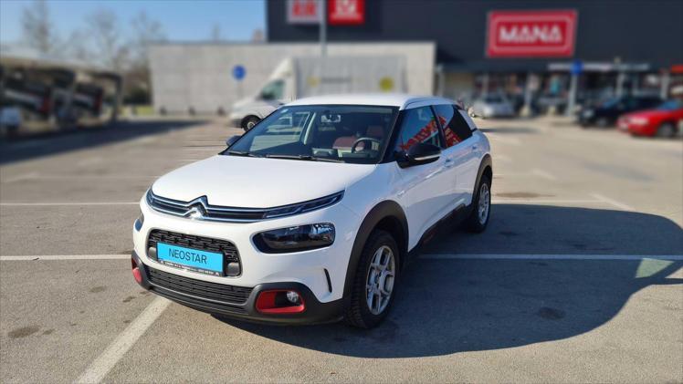 Rabljeni automobil na prodaju iz oglasa 59133 - Citroën C4 C4 Cactus 1,2 PureTech 110 S&S Feel
