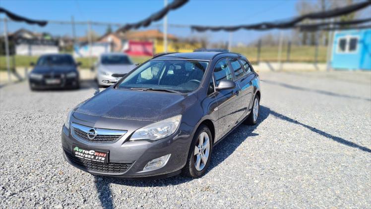 Rabljeni automobil na prodaju iz oglasa 59144 - Opel Astra Astra Caravan 1,7 CDTI Classic