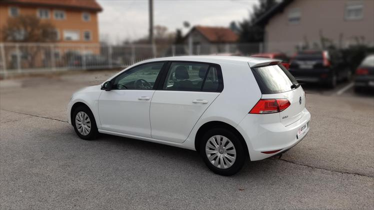 VW Golf 1,6 TDI BMT Trendline DSG