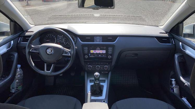 Škoda Octavia Combi 1,6 TDI Style