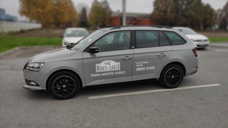 Škoda Fabia Combi Monte Carlo 1.0