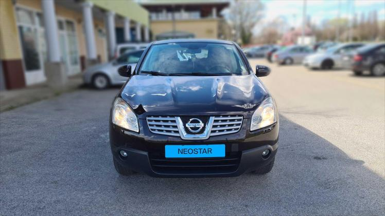 Nissan Qashqai 1,5 dCi