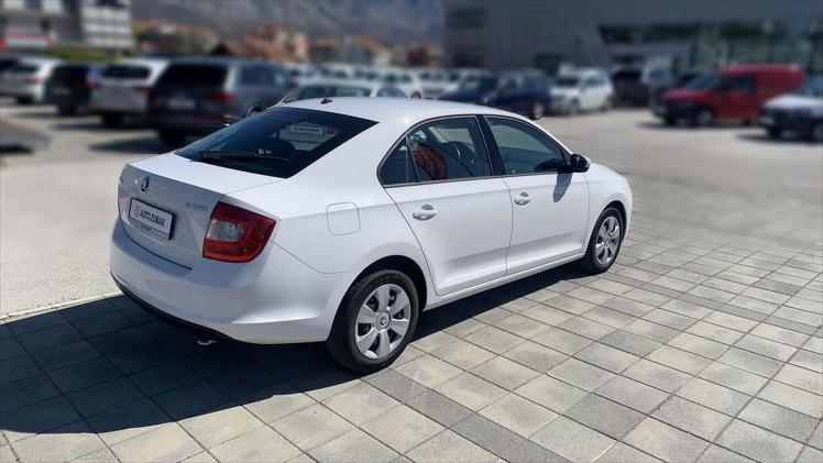 Škoda Rapid 1,4 TDI Ambition