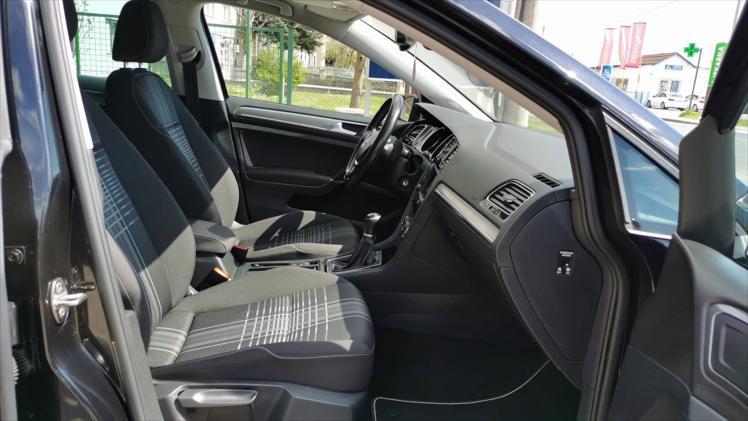 VW Golf 2,0 TDI BMT Comfortline