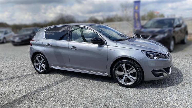 Peugeot 308 1,6 BlueHDi Allure