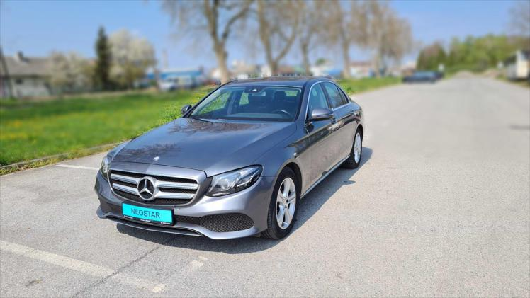Used 60682 - Mercedes-Benz E-Klasa E 220 d Avantgarde Edition 1 Aut. cars