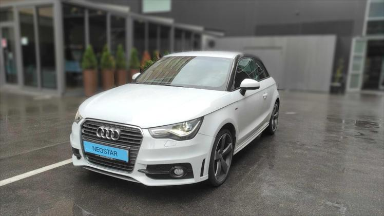 Used 60679 - Audi A1 A1 1,4 TFSI Ambition S-tronic cars