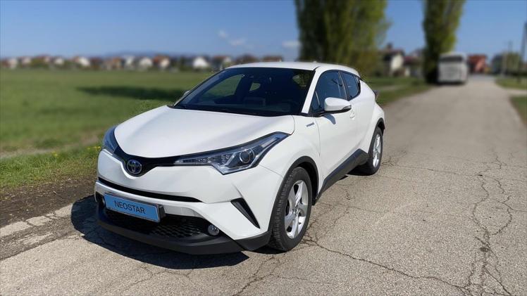 Used 60710 - Toyota C-HR C-HR Hybrid 1,8 VVT-i C-ENTER Aut. cars