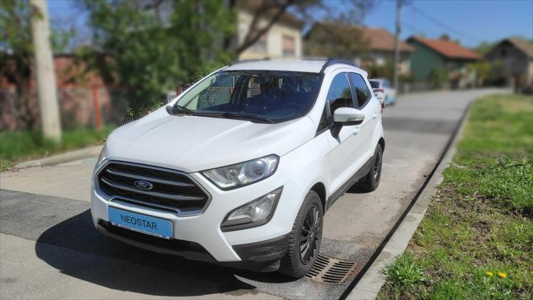 Used 60714 - Ford EcoSport EcoSport 1,0 EcoBoost Groove Edition cars
