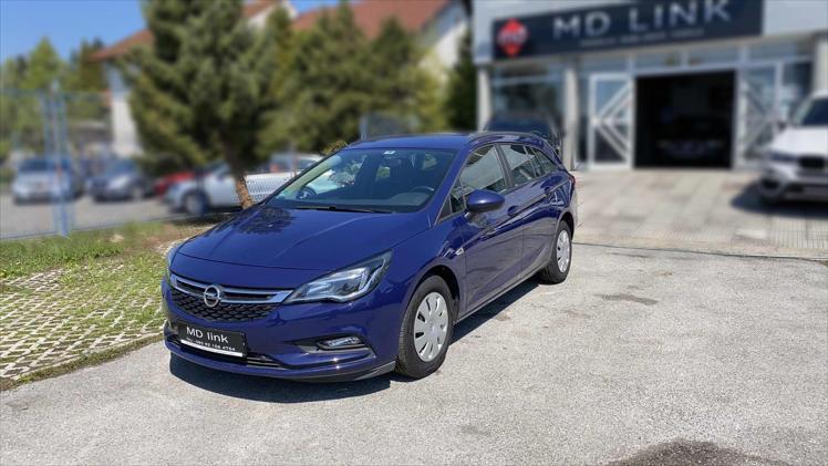 Rabljeni automobil na prodaju iz oglasa 60743 - Opel Astra Astra Sports Tourer 1,6 CDTI Enjoy