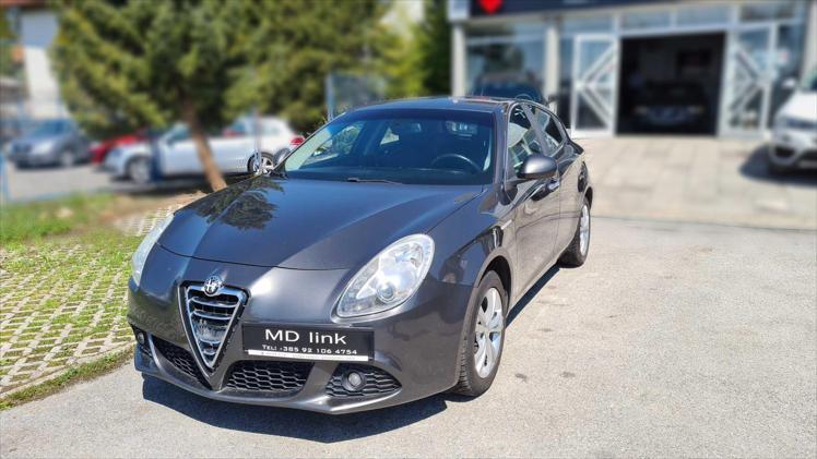 Rabljeni automobil na prodaju iz oglasa 60738 - Alfa Romeo Giulietta Giulietta 1,6 JTDm Distinctive