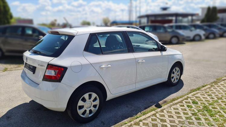 Rabljeni automobil na prodaju iz oglasa 60736 - Škoda Fabia Fabia 1,4 TDI Ambition