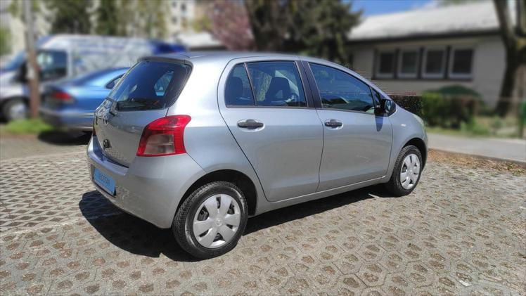 Rabljeni automobil na prodaju iz oglasa 60724 - Toyota Yaris Yaris 1,0 VVT-i Terra Cool