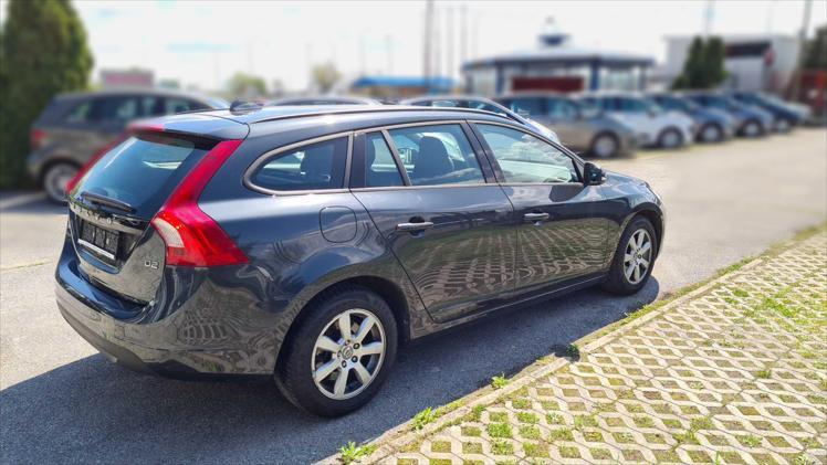 Rabljeni automobil na prodaju iz oglasa 60741 - Volvo V60 V60 D2 108g.