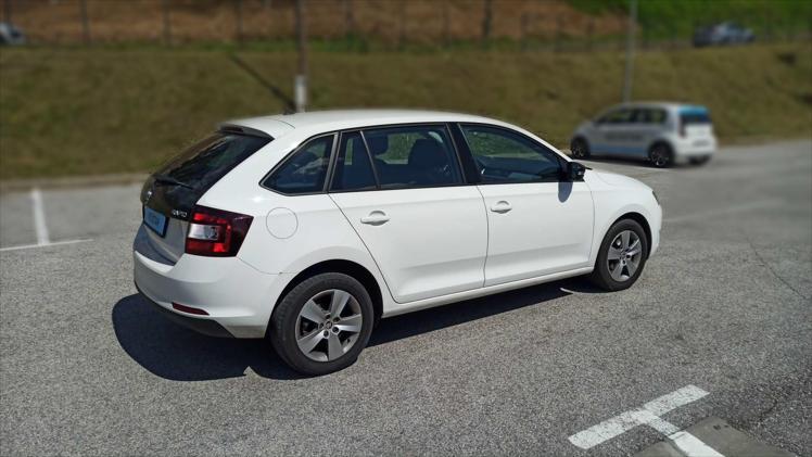 Rabljeni automobil na prodaju iz oglasa 60726 - Škoda Rapid Rapid Spaceback 1,2 TSI Ambition