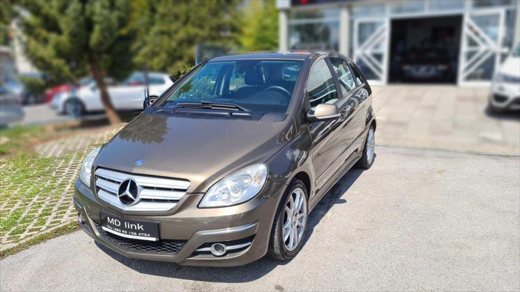 Rabljeni automobil na prodaju iz oglasa 60734 - Mercedes-Benz B-Klasa B DIESEL 200CDIDI