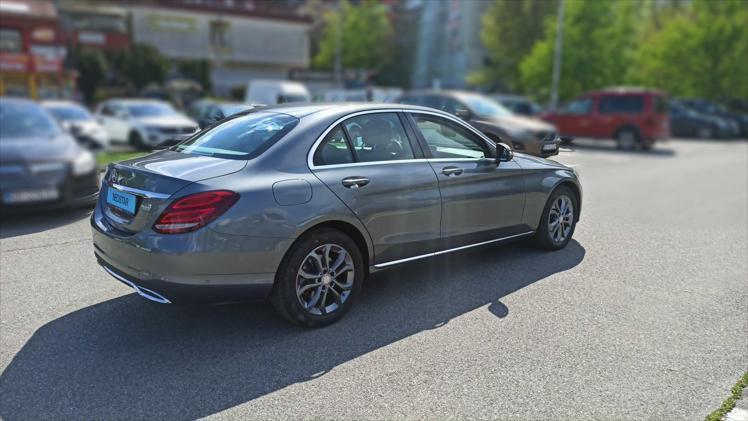 Rabljeni automobil na prodaju iz oglasa 60749 - Mercedes-Benz C-Klasa C 220 d 4MATIC Avantgarde Aut.
