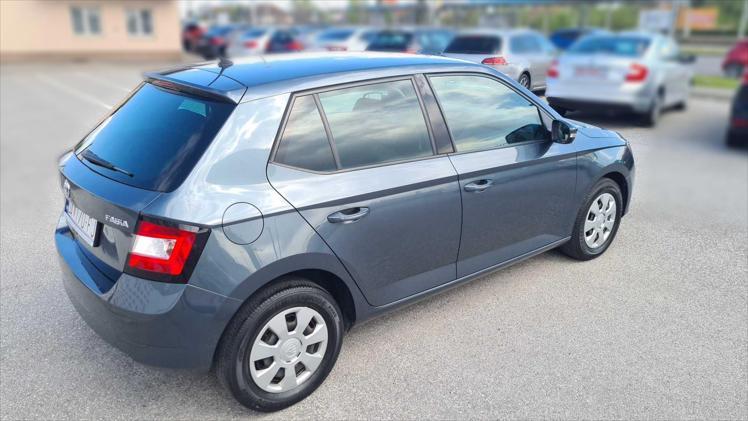 Rabljeni automobil na prodaju iz oglasa 60754 - Škoda Fabia Fabia 1,0 Simply