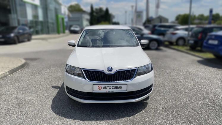 Škoda Rapid 1,6 TDI Active