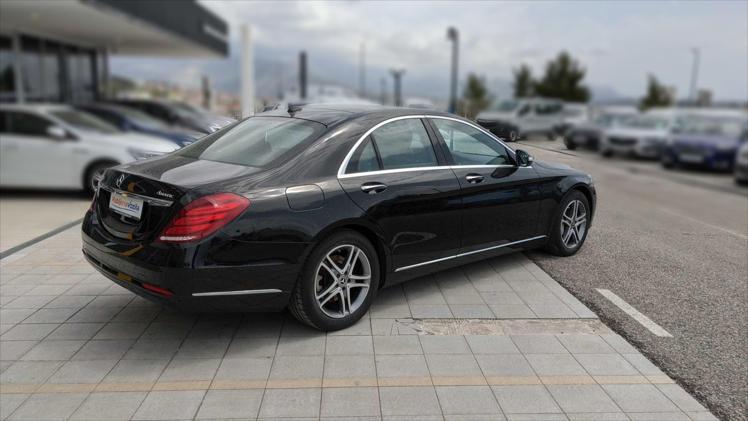 Rabljeni automobil na prodaju iz oglasa 61249 - Mercedes-Benz S-Klasa S 350 d 4MATIC Aut.