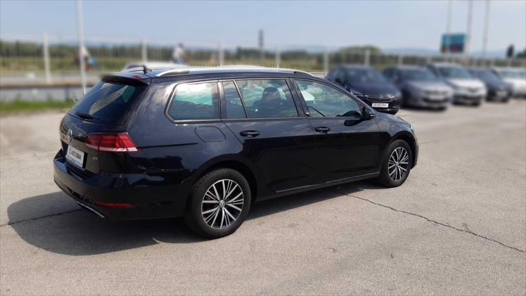 Rabljeni automobil na prodaju iz oglasa 63114 - VW Golf Golf Variant 1.6 TDI BMT Sound 5 vrata