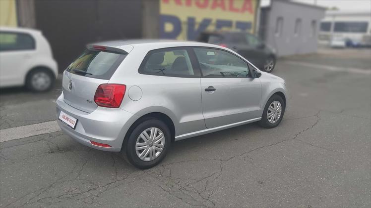 Rabljeni automobil na prodaju iz oglasa 60971 - VW Polo Polo 1,4 TDI BMT Trendline