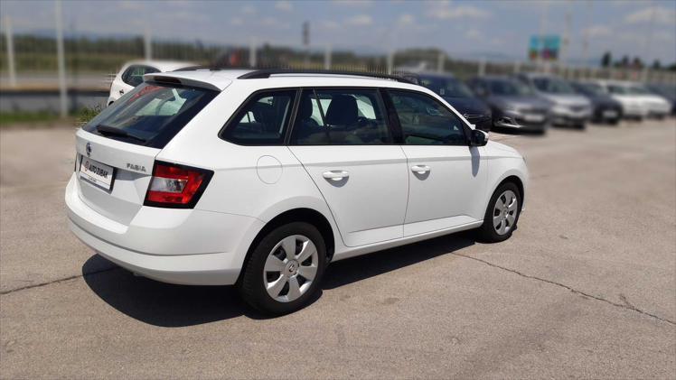 Rabljeni automobil na prodaju iz oglasa 63122 - Škoda Fabia Fabia Combi 1,4 TDI Ambition